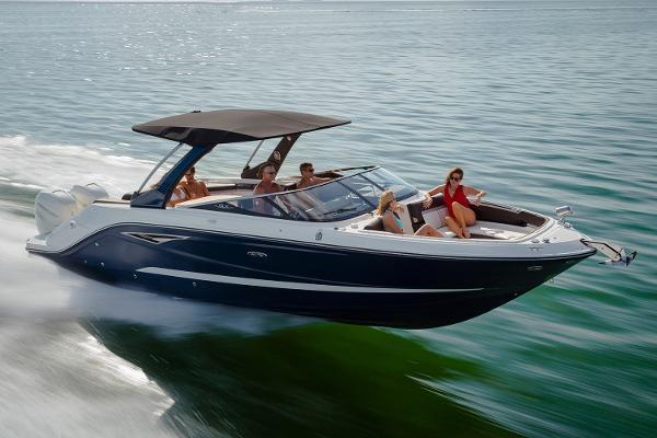Sea Ray SLX 310 OB Manufacturer Provided Image