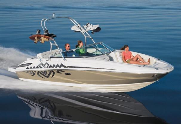 Sea Ray 230 Sundeck Manufacturer Provided Image