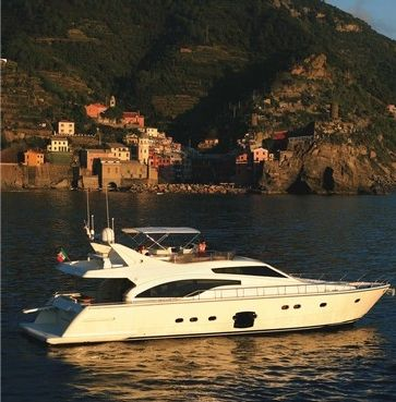 Ferretti Yachts 681 Photo 1