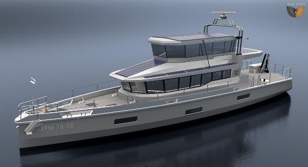 Naval Yachts XPM 78 V.2