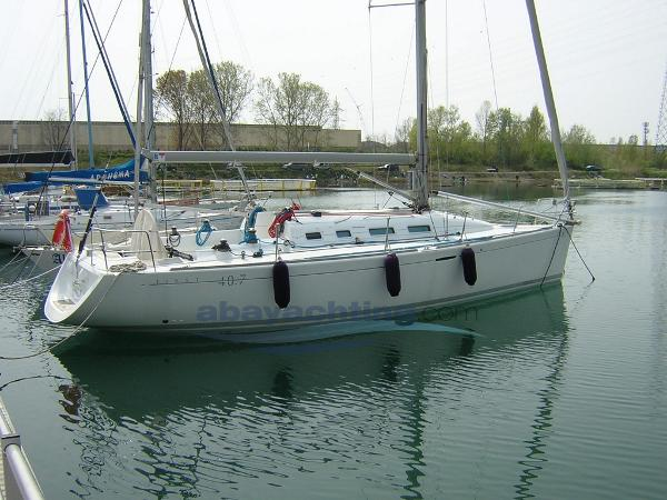 Beneteau First 40.7 Abayachting Beneteau First 40.7 1