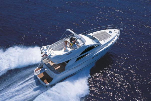 Fairline Phantom 46 Manufacturer Provided Image: Phantom 46