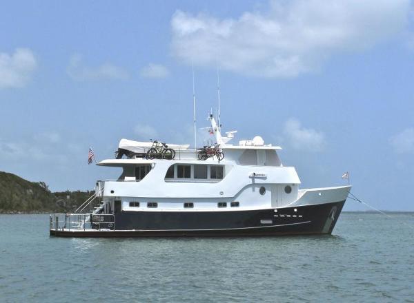Realship Custom Steel Trawler Profile