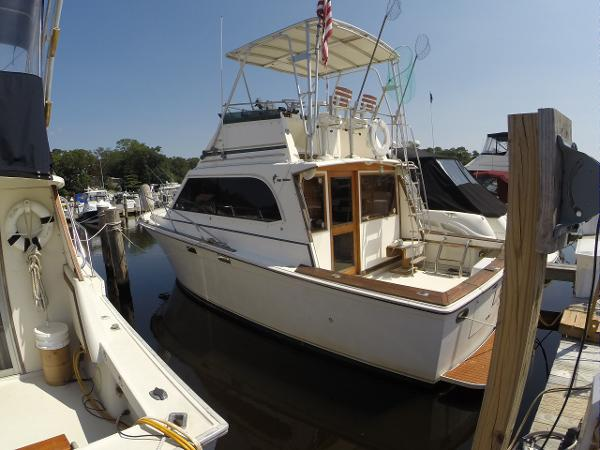 Egg Harbor 33 Sport Fisher