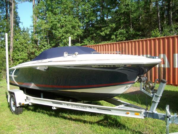 Chris-Craft Speedster CHRIS CRAFT SPEEDSTER 20 FT.
