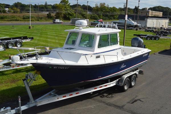 Steiger Craft 255 DV Chesapeake