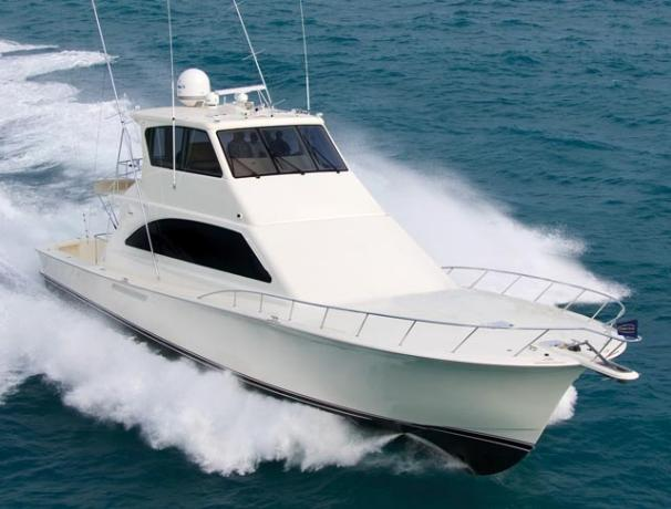 Ocean Yachts 73 Super Sport Manufacturer Provided Image