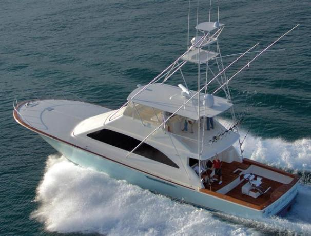 Ocean Yachts Super Sport Manufacturer Provided Image