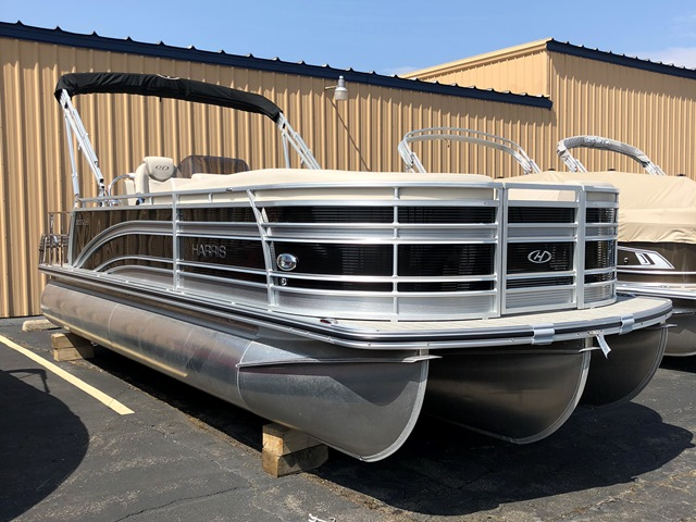 Harris FloteBote 220SOL/SL/TT