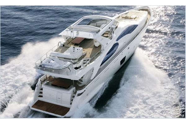 Azimut 85 Sailing 2 Azimut 85