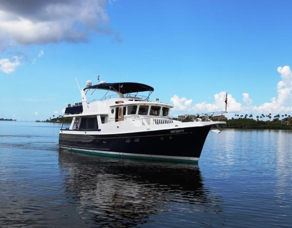 Selene 53 Ocean Trawler Main Profile
