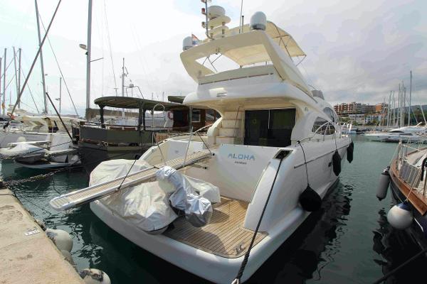 Astondoa 52 FLY