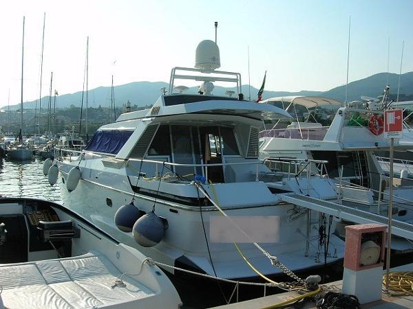 Ferretti Yachts ALTURA 40 FLY