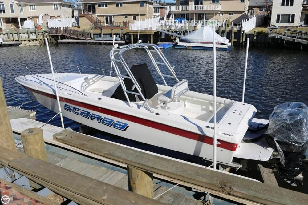 Wellcraft Scarab 302 1997 Wellcraft Scarab 302 Sport for sale in Oceanside, NY