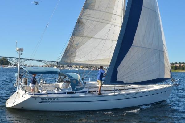 Bavaria 44 Sailing