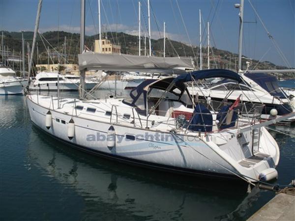 Beneteau Oceanis 473 Abayachting Beneteau Oceanis 473 Clipper 5