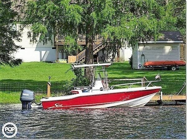 Scout 202 Sportfish 1998 Scout 22 for sale in Southport, NC