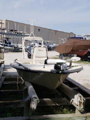 Maverick Boat Co. 18 HPX-V Shallows Fishing At Its Best