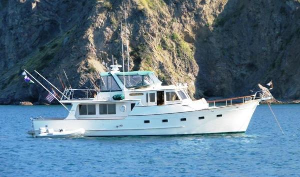 """Fleming Pilothouse Motor Yacht 55' Fleming Pilothouse """"ONEFOURTHREE"""""""