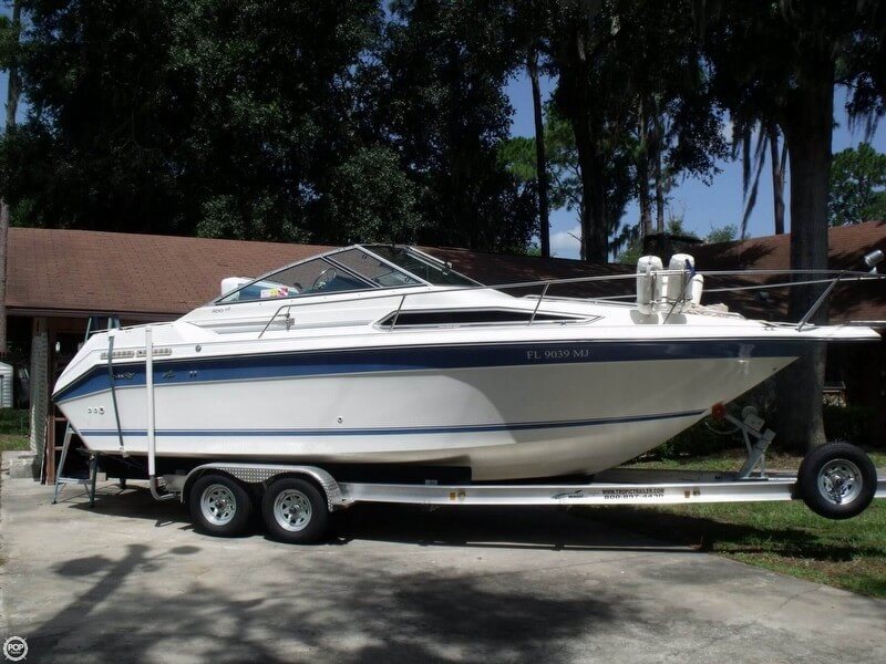 Sea Ray 250 Sundancer 1989 Sea Ray 250 Sundancer for sale in Lake Panasoffkee, FL