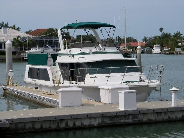 Blue Water Coastal Cruiser 51 SOL SEEKER