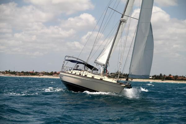 Island Packet 440 2006 Island Packet 440 Sailing
