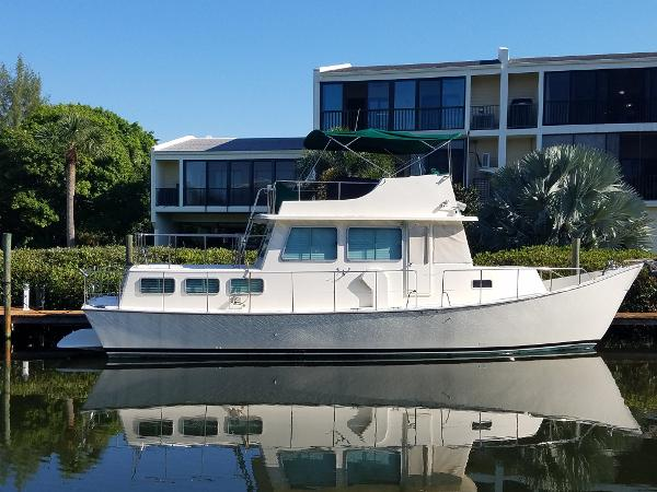Thompson Trawler 44