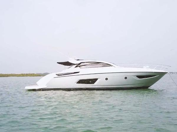 Azimut 48 ATLANTIS Profile