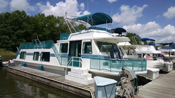 Harbor-Master 52 Wide Body