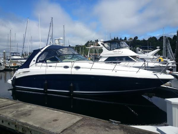 Sea Ray 360 Sundancer Profile #1