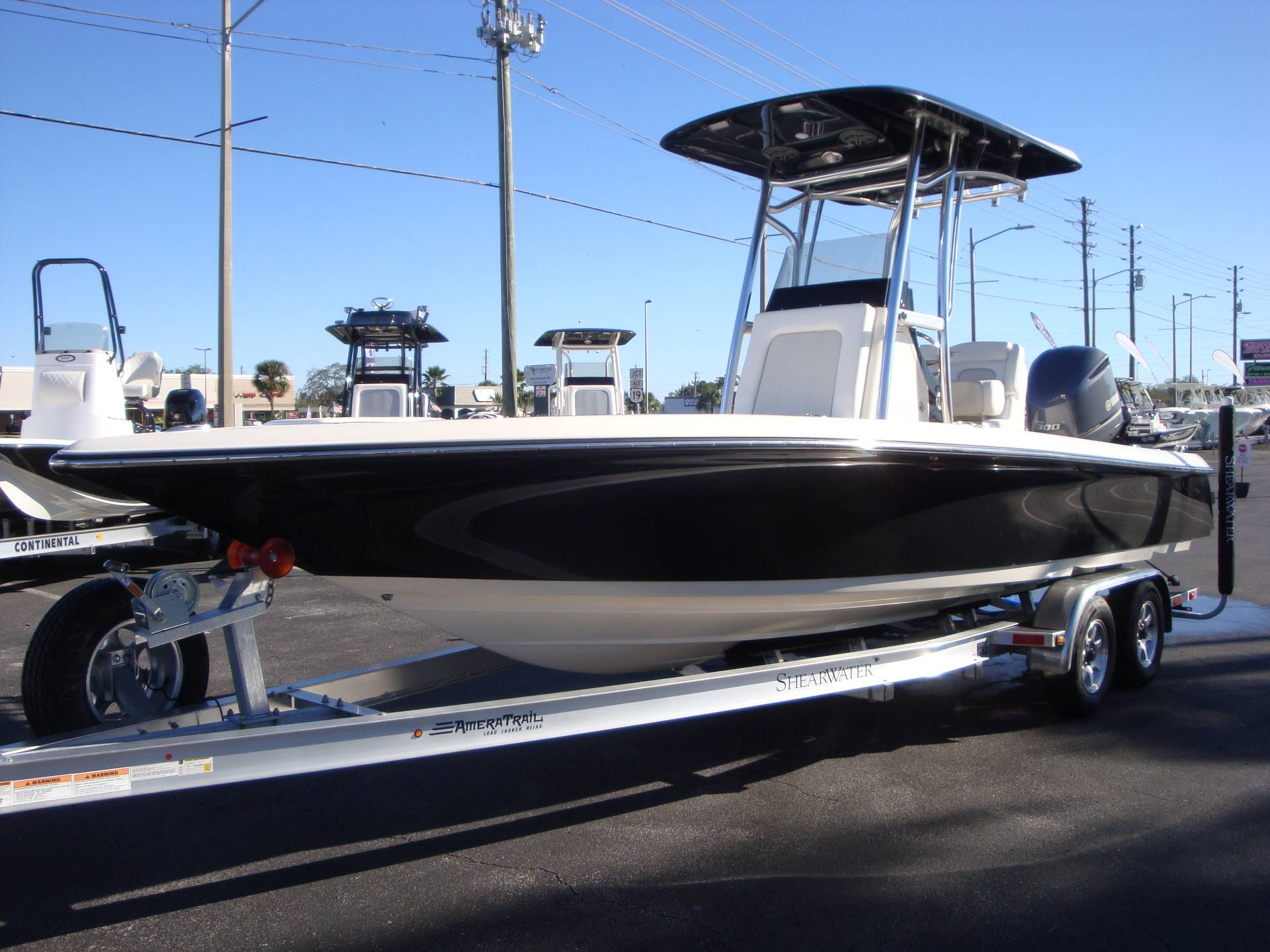 ShearWater 250 Carolina Bay TE