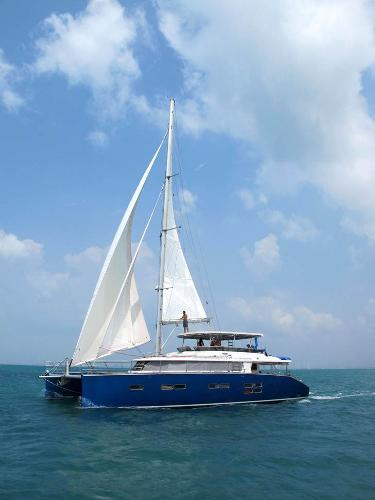 Nirvana J60 Sailing Cat