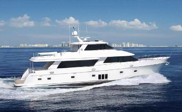 Ocean Alexander Skylounge Motoryacht 90 Ocean Alexander Skylounge