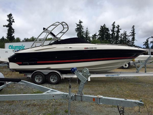 Monterey 278 Ss Monterey 278 Super Sport, Sport Cruiser, Cruiser