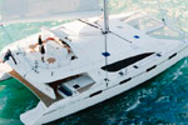 Matrix Yachts Silhouette 760 Deck
