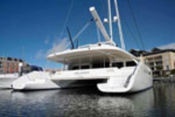 Matrix Yachts Silhouette 760 Stern