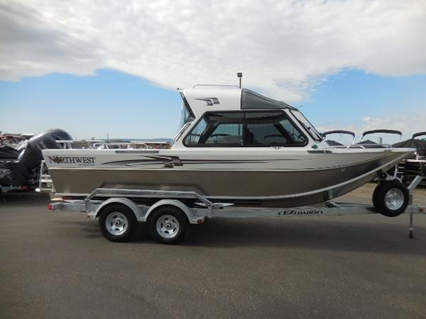 Northwest Boats 218 Lightning HT