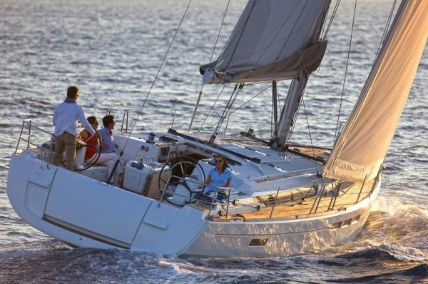 Jeanneau Sun Odyssey 519 Sun Odyssey 519 (foto di catalogo)