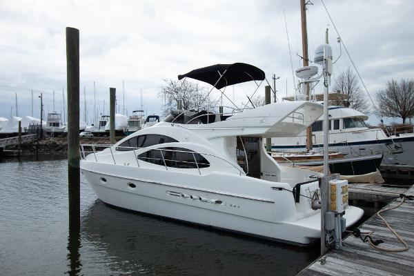 Azimut 42 BRIDGE