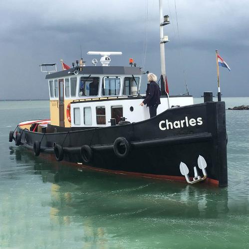 Tugboat Motor boat