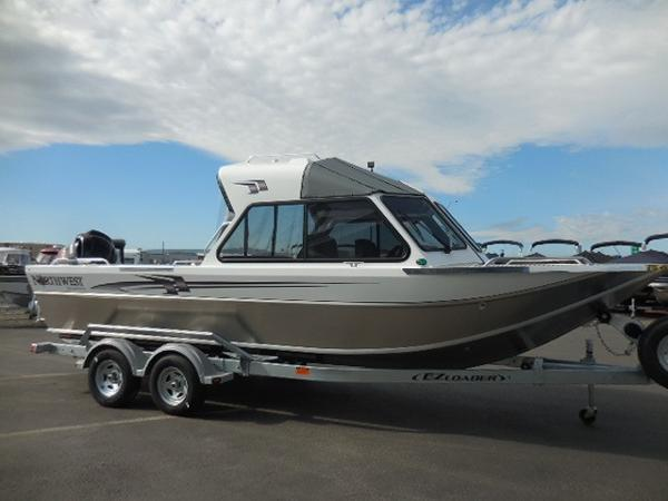 Northwest Boats 228 O/B Lightning HT