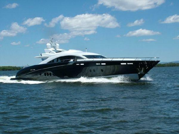 Warren Yachts S120