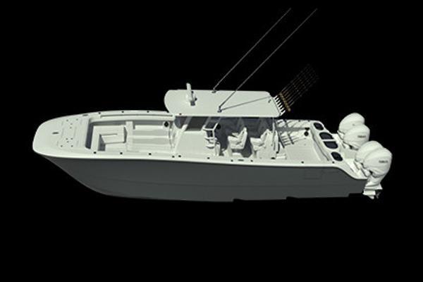 Invincible 46 Catamaran Manufacturer Provided Image