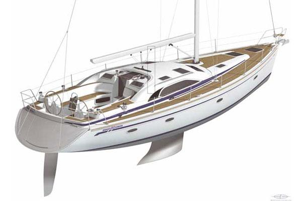 Bavaria 50 Vision Manufacturer Provided Image: Starboard Quarter View