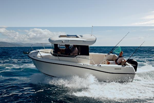 Quicksilver 605 Pilothouse