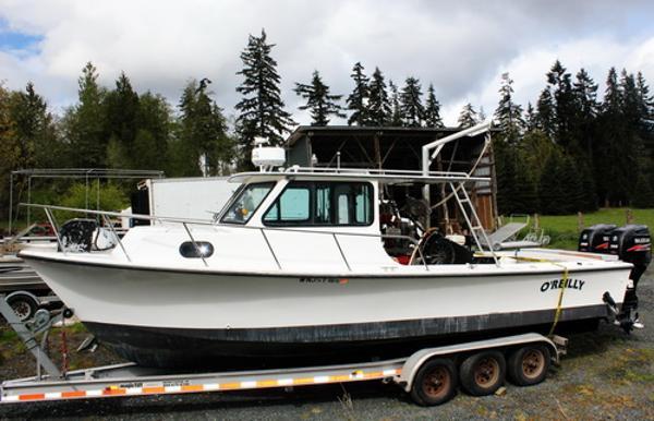 Custom Boat Works C-Hawk