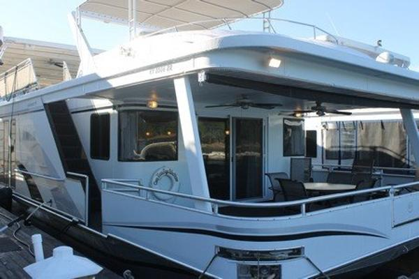 Sumerset Houseboats 20' x 100' Widebody
