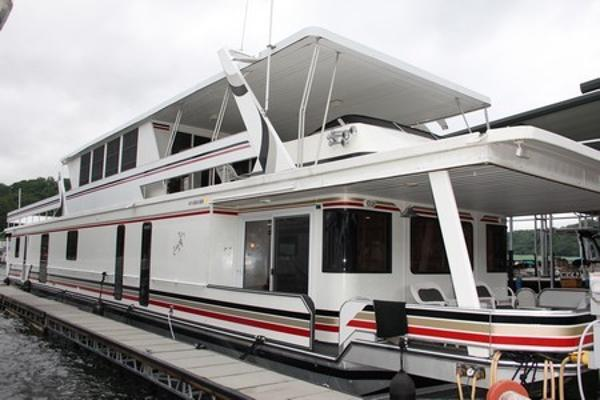 Sumerset Houseboats 18' x 90' Widebody