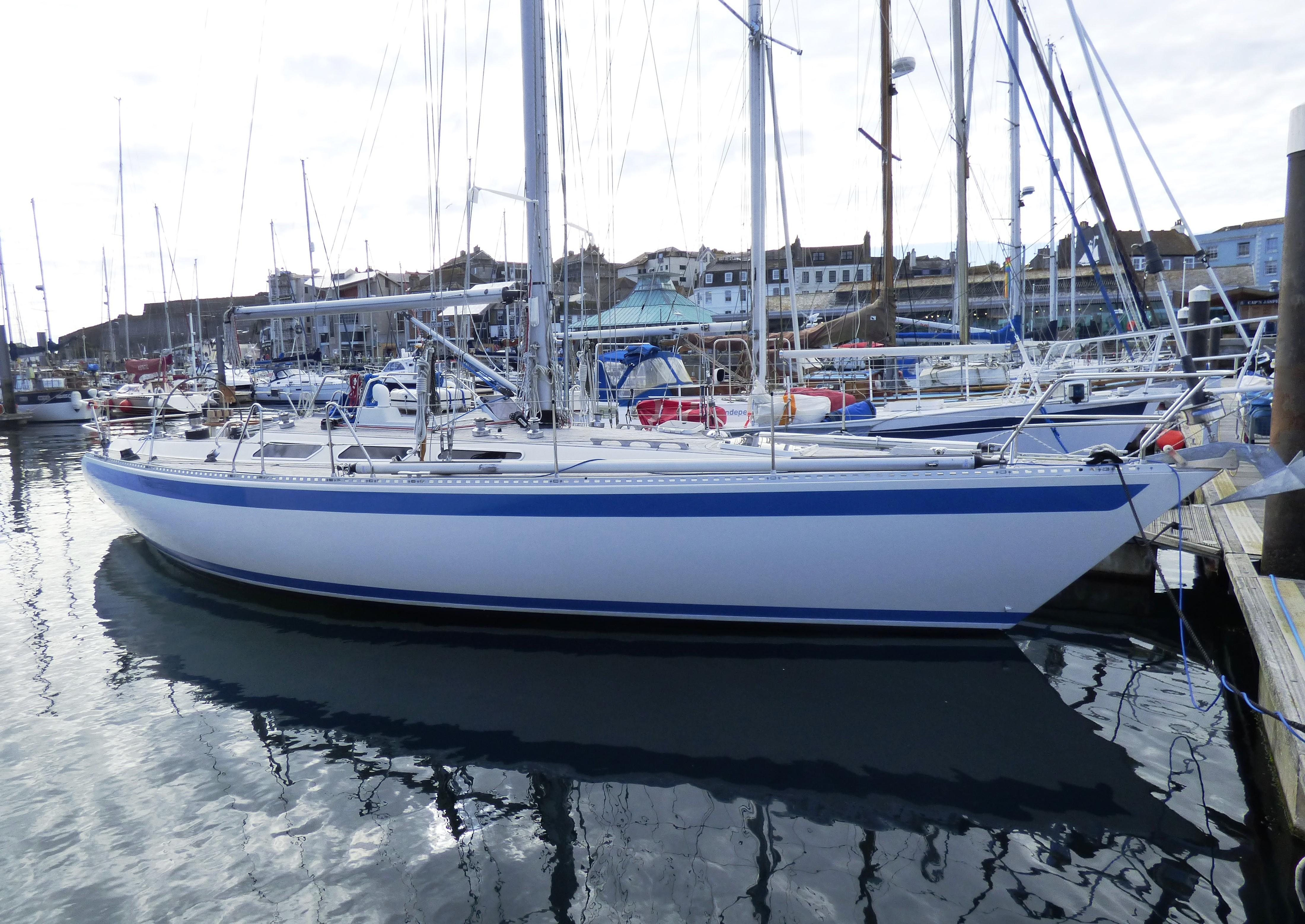 Sweden Yachts 41 Sweden Yacht 41