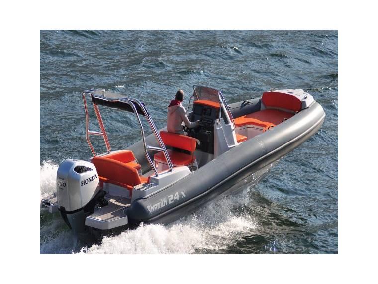 Marlin Boat Marlin Boat Marlin 24 X FB